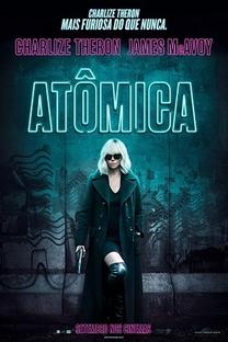 Atômica - Poster / Capa / Cartaz - Oficial 2