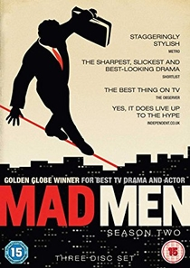 Mad Men (2ª Temporada) - Poster / Capa / Cartaz - Oficial 3