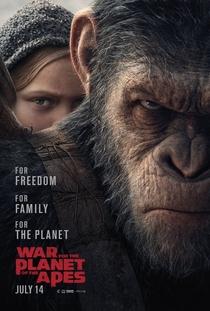Planeta dos Macacos: A Guerra - Poster / Capa / Cartaz - Oficial 4