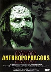 Antropófago 2000 - Poster / Capa / Cartaz - Oficial 1