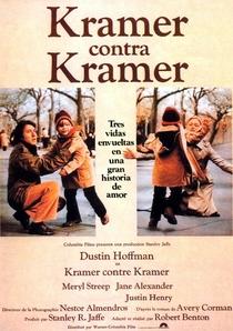 Kramer vs. Kramer - Poster / Capa / Cartaz - Oficial 4