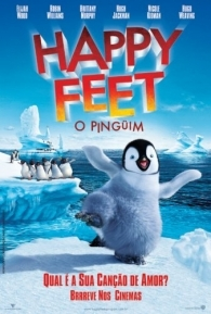 Happy Feet: O Pingüim - Poster / Capa / Cartaz - Oficial 5