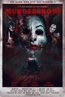 Murdershow - Poster / Capa / Cartaz - Oficial 1