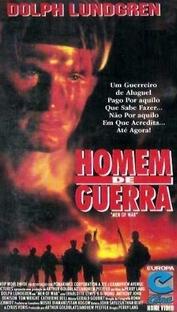 Homem de Guerra - Poster / Capa / Cartaz - Oficial 3