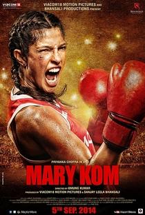Mary Kom - Poster / Capa / Cartaz - Oficial 1
