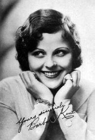 Barbara Kent (I)
