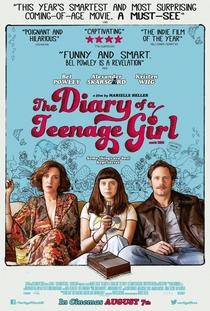 O Diário de uma Adolescente - Poster / Capa / Cartaz - Oficial 4