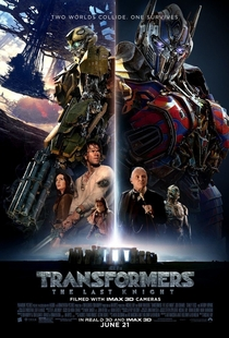 Transformers: O Último Cavaleiro - Poster / Capa / Cartaz - Oficial 5