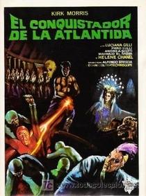 Il Conquistatore di Atlantide - Poster / Capa / Cartaz - Oficial 6