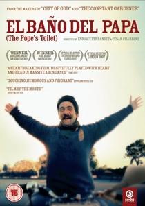 O Banheiro do Papa - Poster / Capa / Cartaz - Oficial 3