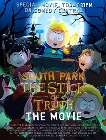 South Park: The Stick of Truth - Poster / Capa / Cartaz - Oficial 1