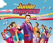 Junior Express - Poster / Capa / Cartaz - Oficial 1