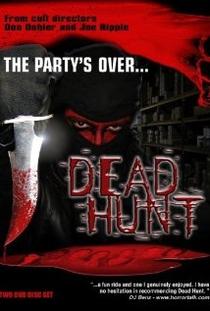 Dead Hunt - Poster / Capa / Cartaz - Oficial 1