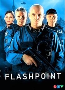 Flashpoint (5ª Temporada) - Poster / Capa / Cartaz - Oficial 1