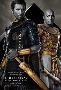 Êxodo: Deuses e Reis - Poster / Capa / Cartaz - Oficial 1
