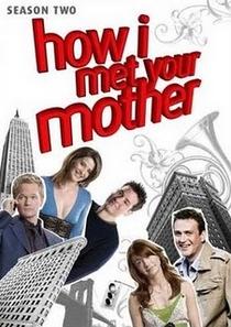 How I Met Your Mother (2ª Temporada) - Poster / Capa / Cartaz - Oficial 1
