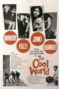 The Cool World - Poster / Capa / Cartaz - Oficial 1