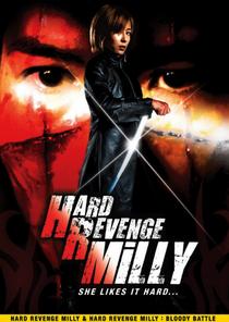 Hard Revenge, Milly - Poster / Capa / Cartaz - Oficial 1