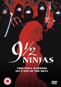 9½ Ninjas - Poster / Capa / Cartaz - Oficial 1