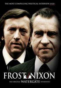 Frost/Nixon: The Original Watergate Interviews - Poster / Capa / Cartaz - Oficial 1