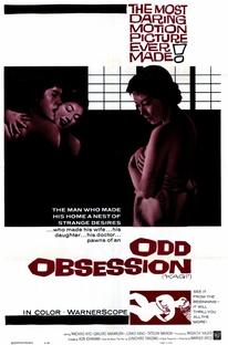 Alucinação Sensual/ Estranha Obsessão  - Poster / Capa / Cartaz - Oficial 1