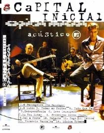 Acústico MTV - Capital Inicial - Poster / Capa / Cartaz - Oficial 1
