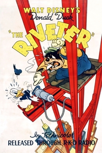The Riveter - Poster / Capa / Cartaz - Oficial 1