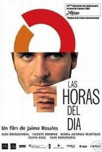 As horas do dia - Poster / Capa / Cartaz - Oficial 1