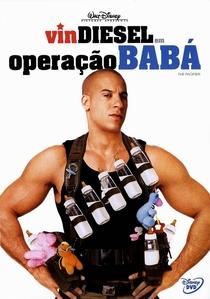 Operação Babá - Poster / Capa / Cartaz - Oficial 4