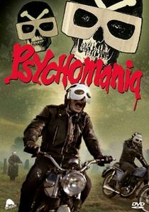 Psychomania - Poster / Capa / Cartaz - Oficial 2