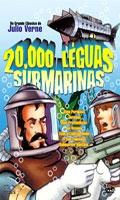20.000 Léguas Submarinas - Poster / Capa / Cartaz - Oficial 1
