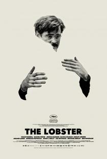 O Lagosta - Poster / Capa / Cartaz - Oficial 1