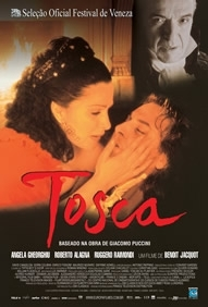 Tosca - Poster / Capa / Cartaz - Oficial 1