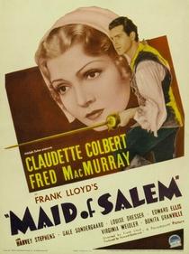 A Donzela de Salem - Poster / Capa / Cartaz - Oficial 1