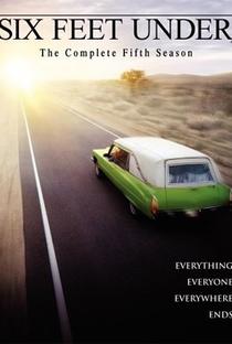 A Sete Palmos (5ª Temporada) - Poster / Capa / Cartaz - Oficial 1