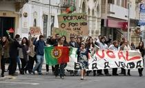 Portugal Não Está à Venda - Poster / Capa / Cartaz - Oficial 1