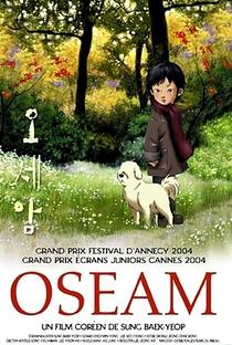 Oseam - Poster / Capa / Cartaz - Oficial 4