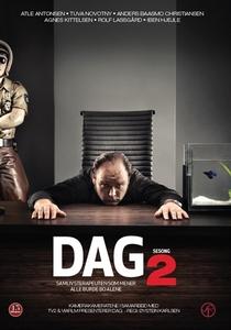 Dag (2ª Temporada) - Poster / Capa / Cartaz - Oficial 1