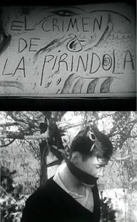 El Crimen de La Pirindola - Poster / Capa / Cartaz - Oficial 1