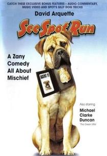 Spot - Um Cão da Pesada - Poster / Capa / Cartaz - Oficial 3