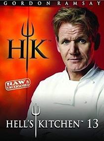 Hell's Kitchen US (13ª Temporada) - Poster / Capa / Cartaz - Oficial 1