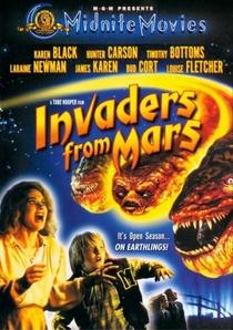 Invasores de Marte - Poster / Capa / Cartaz - Oficial 4