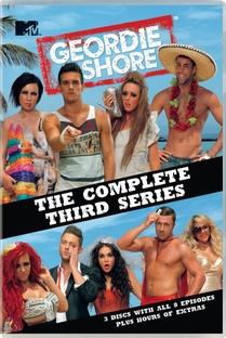 Geordie Shore - Temporada 3 - Poster / Capa / Cartaz - Oficial 1
