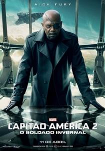 Capitão América 2: O Soldado Invernal - Poster / Capa / Cartaz - Oficial 11