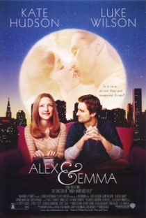 Alex & Emma - Escrevendo Sua História de Amor - Poster / Capa / Cartaz - Oficial 1
