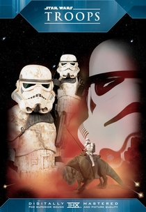 Star Wars - Troops - Poster / Capa / Cartaz - Oficial 3