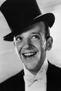 Fred Astaire - Poster / Capa / Cartaz - Oficial 1