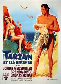 Tarzan e as Sereias - Poster / Capa / Cartaz - Oficial 3