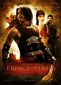 Príncipe da Pérsia: As Areias do Tempo - Poster / Capa / Cartaz - Oficial 4