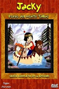 Jacky, o Urso de Tallac - Poster / Capa / Cartaz - Oficial 8
